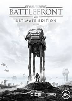 $9.99 STAR WARS Battlefront Ultimate Edition PCDD from Origin. Includes Season Pass. (Lowest price ever)