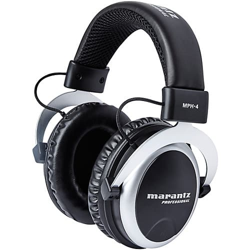 Marantz MPH-4 50mm Over-Ear Monitoring Headphone (new model?) $39.99 at Musician's Friend stupid deal of the day.