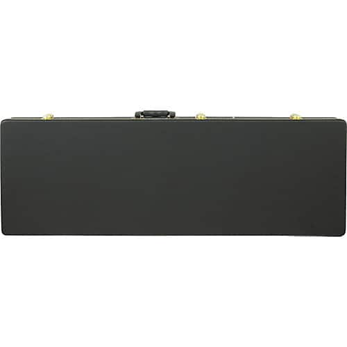 Musician's Gear Deluxe Electric Guitar Case Black (Hardshell  case) $39.99 with free shipping at Musician's Friend. DotD