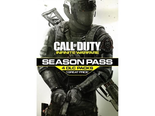 PCDD Call of Duty Infinite Warfare Season Pass[Online Game