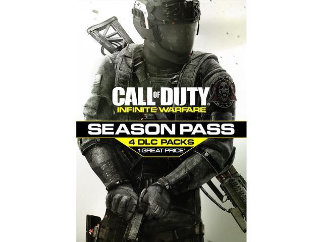 Call of Duty Infinite Warfare PCDD $9.99 or Call of Duty Infinite Warfare Season Pass PCDD $9.99 at Newegg AC.