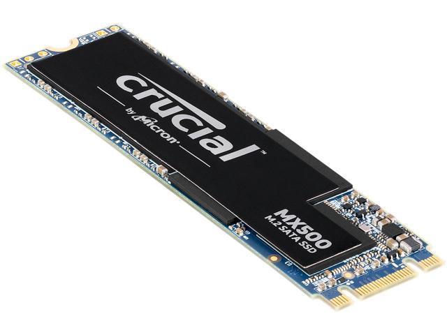 Crucial MX500 M.2 2280 250GB SATA III 3D NAND Internal Solid State Drive (SSD) CT250MX500SSD4 $33.11 AC at Newegg