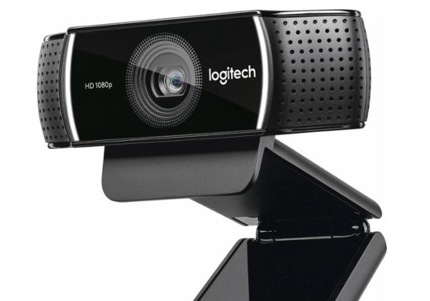 Logitech C922 Pro Stream Webcam - $79.99