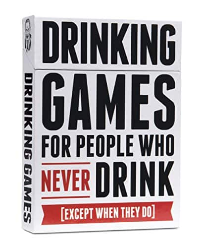 Drinking Games for People Who Never Drink Except When They