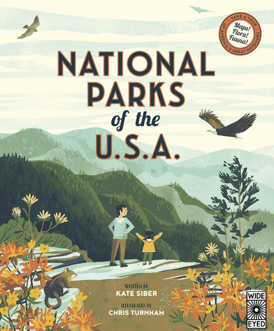 National Parks USA by Kate Siber (49% off) $15.22
