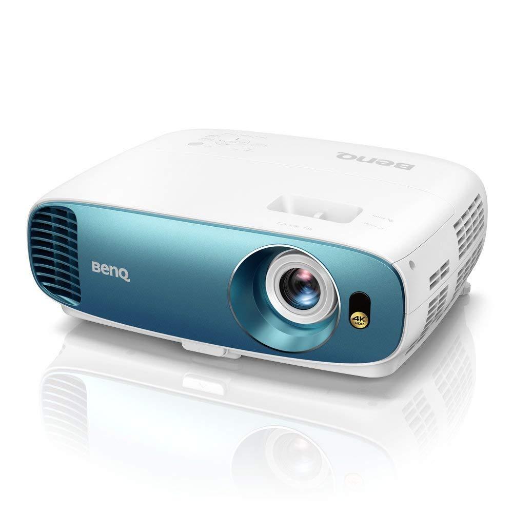 $1099 BenQ TK800 faux 4K UHD HDR Home Theater Projector, 8.3 Million Pixels, 3000 Lumens, 3D, Keystone, HDMI
