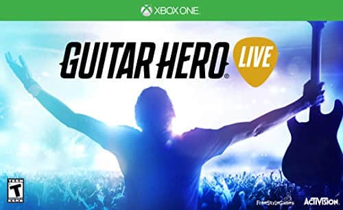 Guitar Hero Live 2-Pack Bundle for Xbox One: $54.99 @Amazon