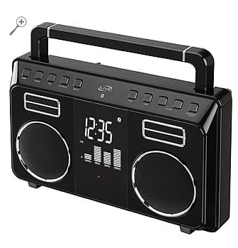 Kmart - iLive  Wireless Bluetooth® Boombox IBB683B + $50 back in points for $79.99