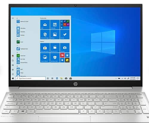 "HP 15-eg0065st 15.6"" Notebook, Intel i5, 12GB Memory, 256GB SSD, Windows 10, Silver at Staples - In Store Only YMMV- $529"