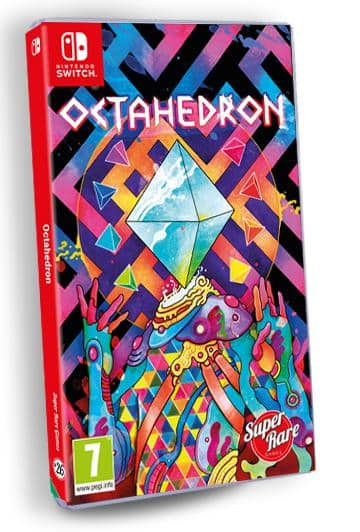 SRG#26: Octahedron (Switch) Limited Edition