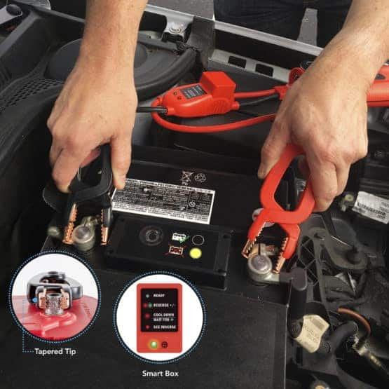 Weego 44 Lithium Ion Jump Starter for 30% off $90.99