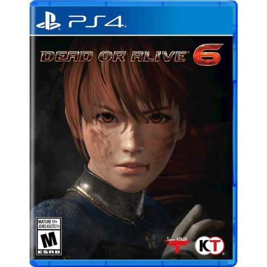 Dead or Alive 6 (PS4/Xbox One) $49.99 at Best Buy $50