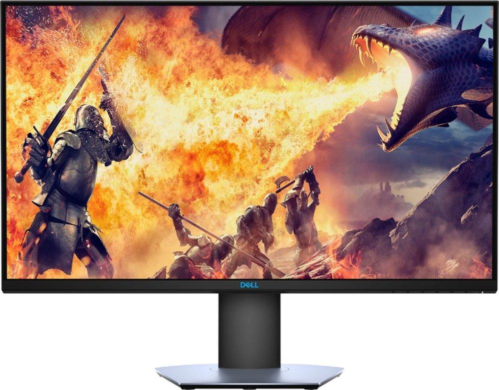 "Dell -  27"" 2560 x 1440 LED QHD FreeSync Monitor - S2719DGF - $320"