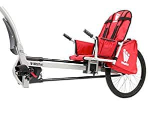 Weehoo Turbo bike trailer $249 free two day shipping