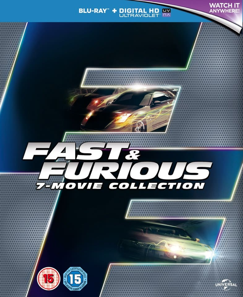 Fast and Furious 7 blu ray $26 Many other multi blu-ray deals from $14! region free