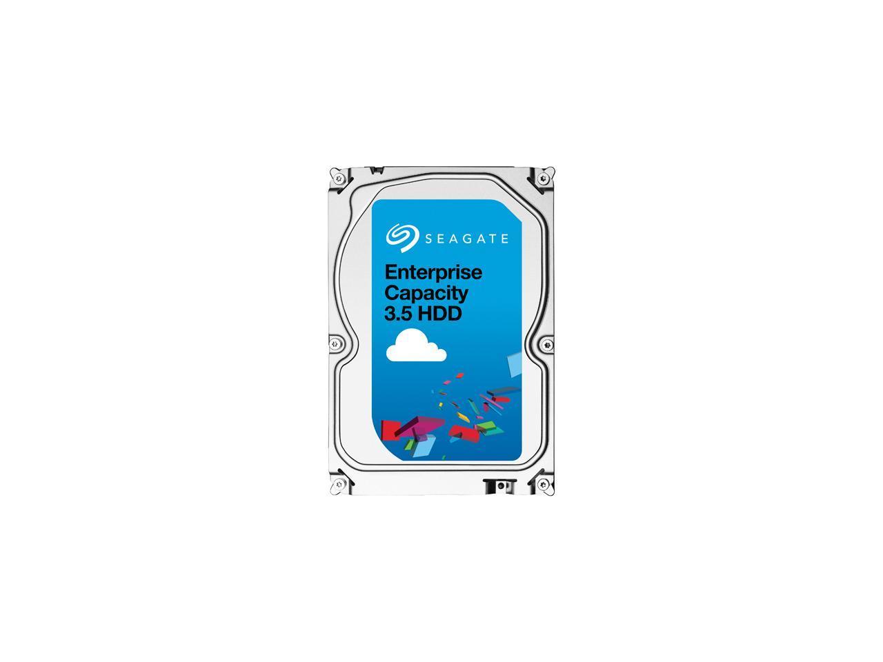 Seagate Enterprise Capacity 3.5 HDD 6TB $170