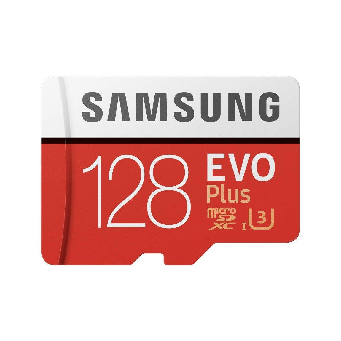 Samsung 128GB EVO Plus Class 10 Micro SDXC with Adapter (MB-MC128GA) $23.50