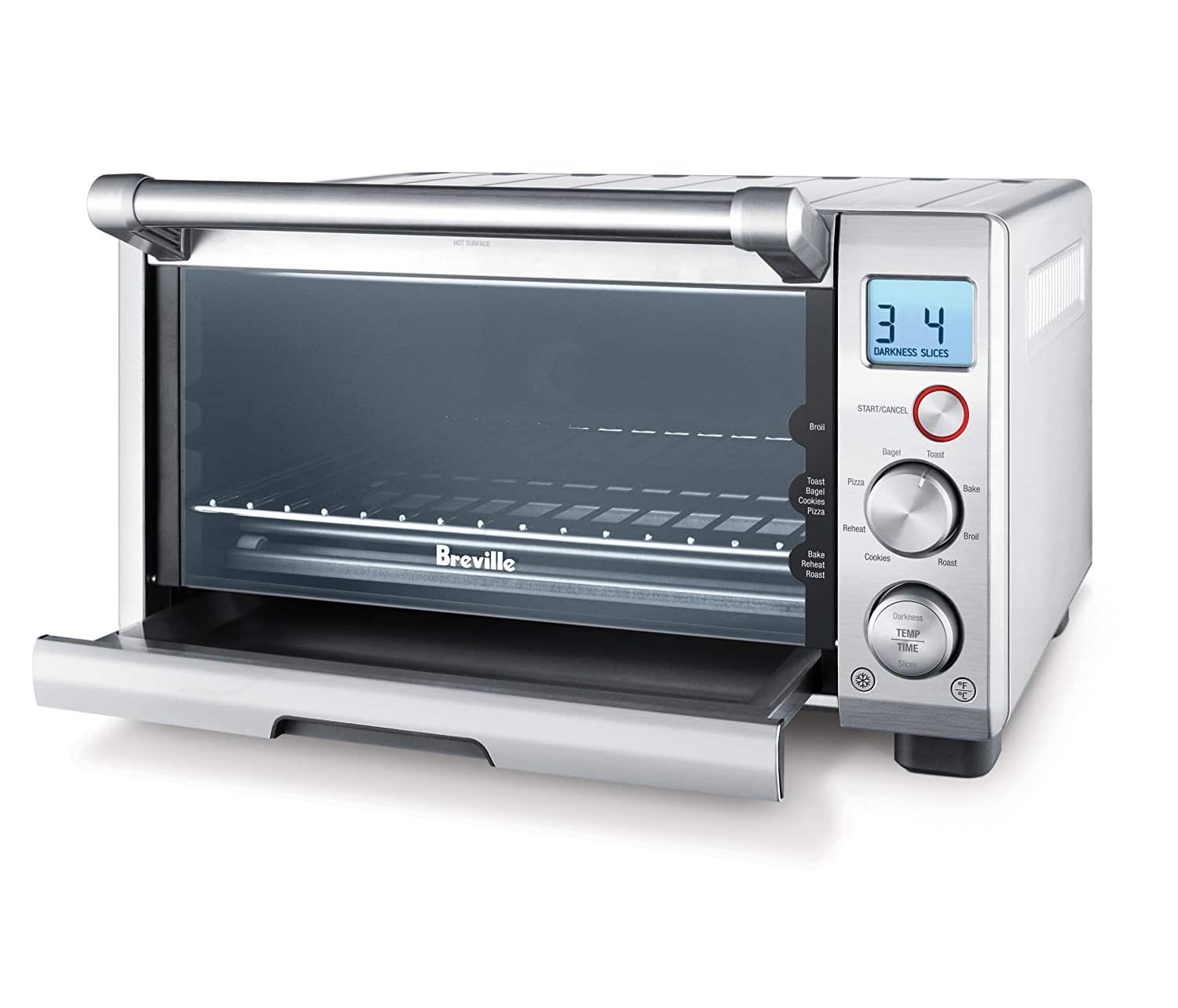 Breville BOV650XL toaster oven marked down plus 20% coupon total $119 + tax @ BBB - B&M YMMV