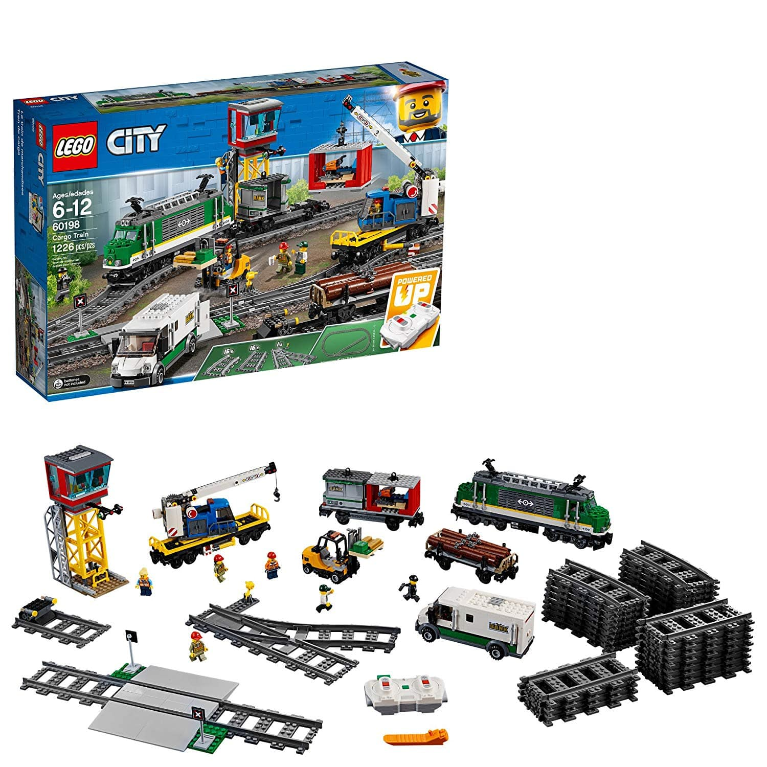 LEGO City Cargo Train (60198) - Slickdeals net