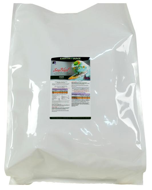 Earth Juice Seablast Grow Plant Food, 40 lbs - $65.48 Walmart Free Shipping or In-Store Pickup