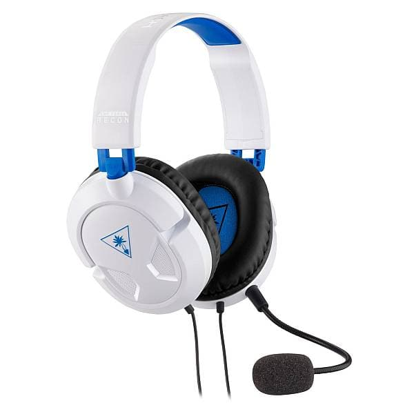 Turtle Beach Recon 50P Gaming Headset for PS4, Xbox One, PC, Mobile (White) Walmart YMMV $25