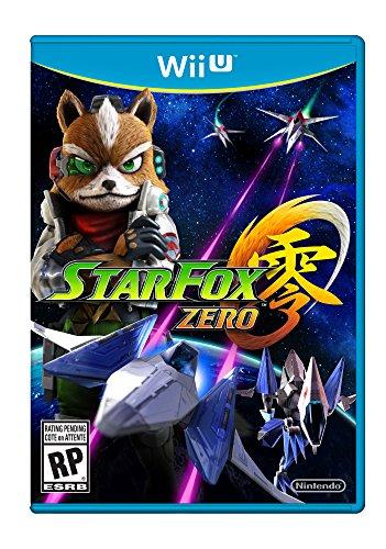 Star Fox Zero (with Star Fox Guard) or Yoshi's Wooly World $29.99 each