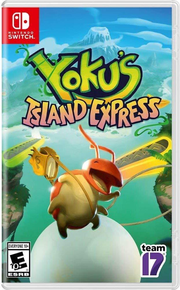 Yoku's Island Express, Nintendo Switch - Physical - $1.00