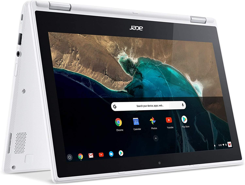 Acer Chromebook R 11 Convertible, 11.6-Inch HD Touch, Intel Celeron N3150, 4GB DDR3L, 32GB, Chrome $179