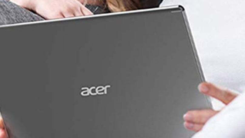 "Acer Aspire 5 Slim Laptop, 15.6"" Full HD IPS Display, 8th Gen Intel Core i3-8145U, 4GB DDR4, 128GB PCIe Nvme SSD, Backlit Keyboard, Windows 10 in S Mode $310"