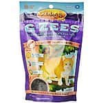 Zuke's G-Zees Grain-Free Cat Treats, Salmon Flavored with Glucosamine, 3-Ounce pkg- $0.99 + FS as Add-On item @ Amazon