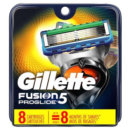 Gillette Fusion5 ProGlide Men's Razor Blades – 8 Refills 5$ in store or PM in target $5