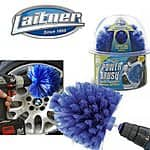 Laitner Drill-Powered Car Wheel Brush $10 FS