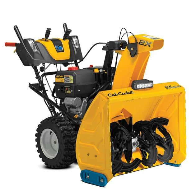 Cub Cadet 2x30 Pro Two Stage Snow Blower $1650