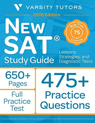 New SAT Prep Study Guide: Lessons, Strategies, and Diagnostic Tests [Print Replica]Kindle Edition $0