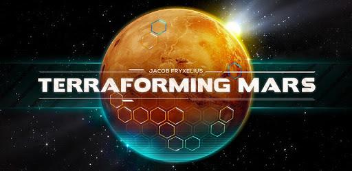 Google Play Asmodee digital games sale - Terraforming Mars $5.99