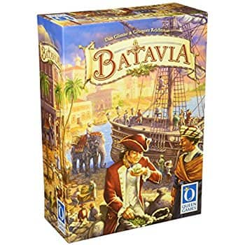Batavia Board Game $16.29 Amazon