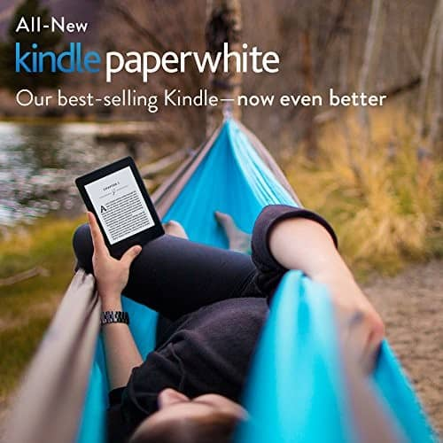 Kindle Paperwhite E-reader w/ Special Offers - $40