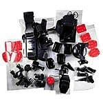 Go Pro Accessory Kit Ultimate Combo Kit 33 accessories $15.69 @Amazon free shipping with Amazon Prime