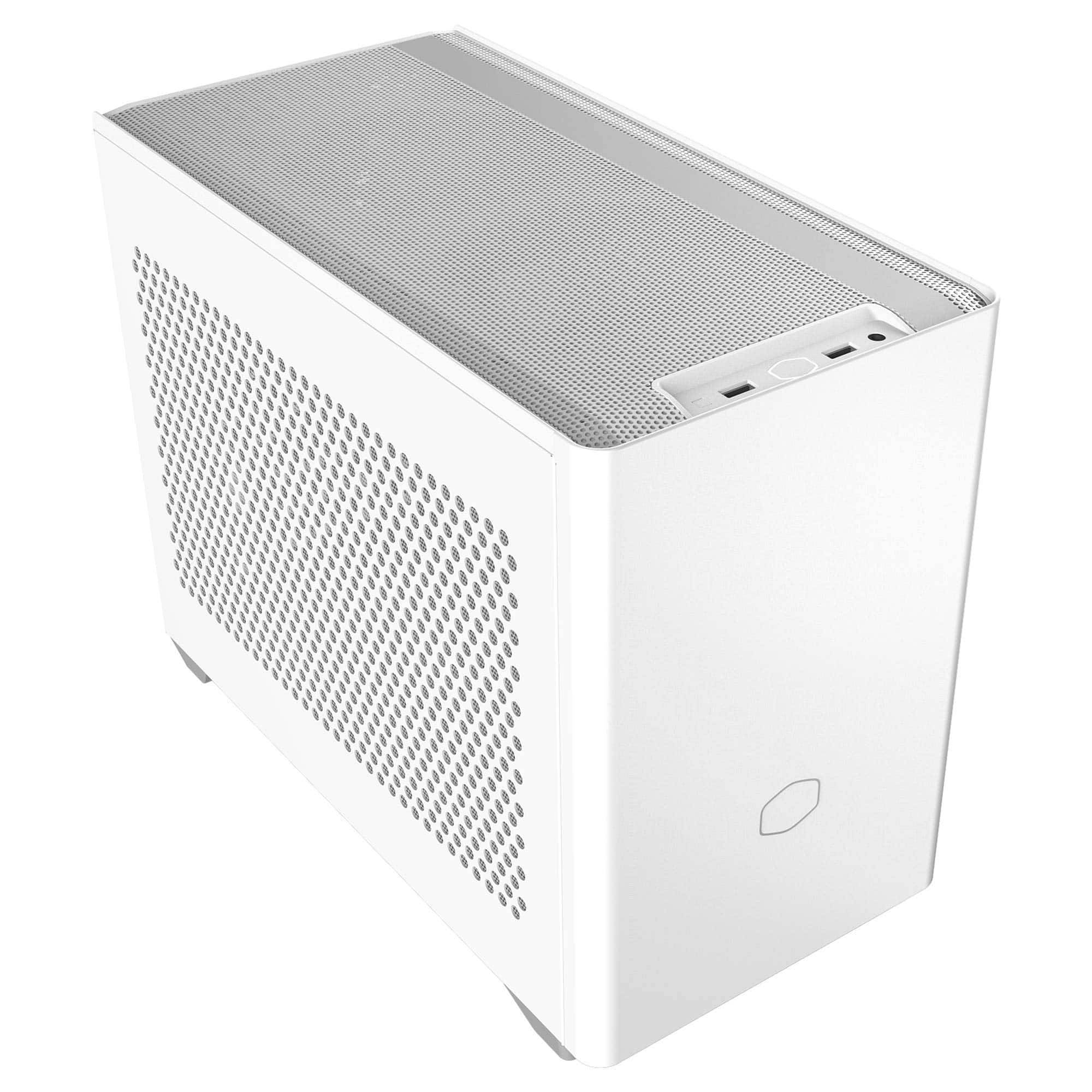 Cooler Master NR200 in white for $68.26 at Amazon