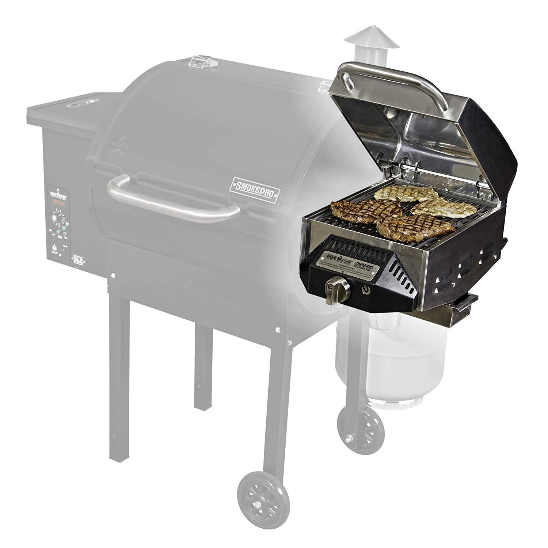 Camp Chef SmokePro BBQ Sear Box $179.99 on Amazon + Free Prime Shipping