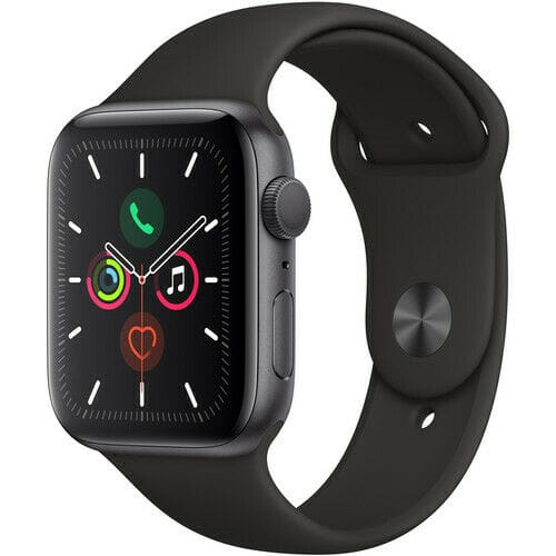 Brand New/Sealed Apple Watch Series 5 44mm (Space Gray, Silver or Gold) (Aluminum, Sports Band) $409 +$40.90 in eBay Bucks (Targeted Offer)