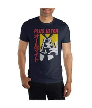 Marvel, My Hero Academia, Persona, Kingdom Hearts T-shirts starting at $5.95 + shipping or free with $25+