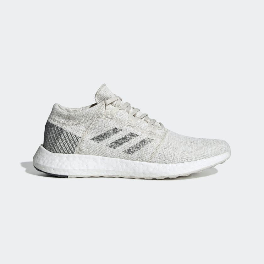 471f2938afa4a Adidas Pureboost go shoes men raw white $23.99!!! (THE MISTAKE IS ...