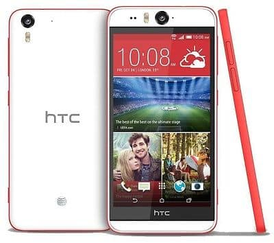 New HTC Desire EYE M910x (GSM Unlocked) 4G LTE 13MP Smartphone - Coral White - $180 + Free shipping