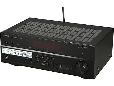 New Yamaha RX-V579 7.2-Channel Network AV receiver with Built-in Wi-Fi and Bluetooth - $309 + Free shipping (NEWEGG via eBay)