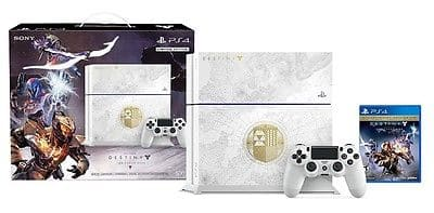 New PlayStation 4 500GB Console - Destiny: The Taken King Limited Edition Bundle - $320 + Free shipping(rushhourwholesaler via eBay)
