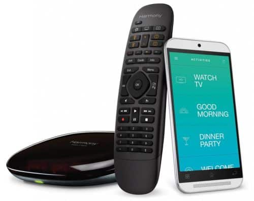 Logitech Harmony Companion All In One Remote Control w/Hub Black 915-000239 (Manufacturer Refurbished) - $65 + Free shipping ( gravitybuys via eBay)