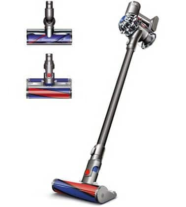 Dyson V6 Fluffy pro vac for $299.99 + 3 free tools when you auto register, FS w/PayPal checkout @ Dyson