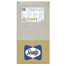 Sealy Healthy Dream Organic Cotton Cool Gel 2 Stage Dual Sided 204 Crib And Toddler Mattress - $80.99 + Free store pickup @ ToysRus