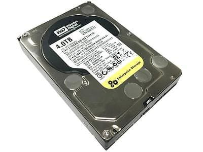 "Western Digital RE WD4000FDYZ 4TB 64MB Cache 7200RPM SATA 6.0Gb/s 3.5"" Internal (Manufacturer Refurbished) - $83 + FS Newegg via eBay"